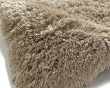 Prachtig hoogpolig vloerkleed Poolstar beige PL95_