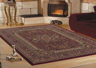 Rood Tapijt Aanbiedingen : Laagpolig klassiek vloerkleed en tapijt aanbieding vloerkleedoutlet