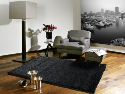 Ronde Vloerkleed Goedkoop : Goedkope zwarte vloerkleden zwart vloerkleed karpet