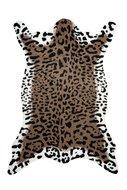 Vloerkleed-Animal-Imitatie-Bruin-Wit-325