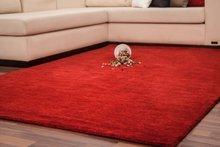 Rood-wollen-vloerkleed-India-Wool