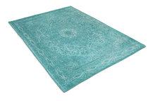 Vloerkleed-Tabriz-Tabriz--Aqua