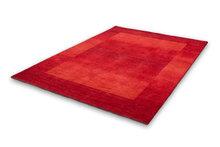 Wollen-vloerkleed-Welsch-Rood