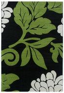 Vloerkleden-met-bloemen-Fleur-906-Groen