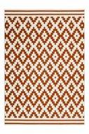 Designer-vloerkleed-Stellos-Ecru-Oranje