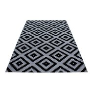 Modern-vloerkleed-Galant-8005-kleur-Zwart